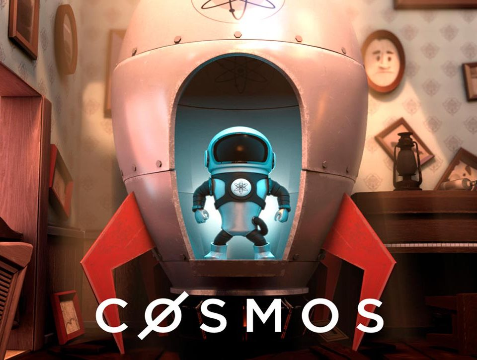 Cosmos-crypto-3d-model-character